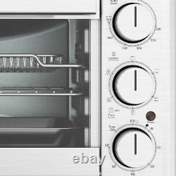 26QT Air Fryer Countertop Toaster Oven 6-Slice Rack Included 1000W Convection