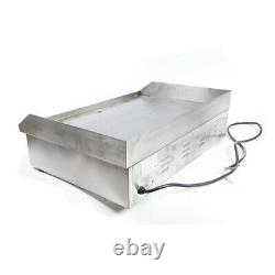 4400W Commercial Electric Food Griddle Plate Grill Countertop Flat Top BBQ Grill