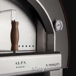 Alfa 5 Minuti Wood Fired Pizza Oven TOP ONLY
