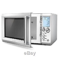 Breville BMO734XL 1.2 Cu. Ft. Mid-Size Microwave Stainless steel