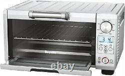 Breville BOV450XL-R Brushed Stainless Steel Mini Smart Oven Countertop Oven