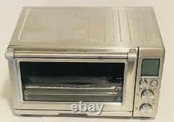 Breville BOV845BSS Smart Oven Pro Convection Countertop Oven, Brushed Stainless