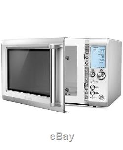 Breville Quick Touch Counter Top Stainless Steel Microwave Oven