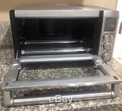 Breville The Smart Oven Pro Countertop Stainless Steel Oven 1 Year Old