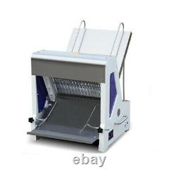 Commercial 110v Heavy Duty Automatic Electric Bread Slicer Machine 0.47 250W