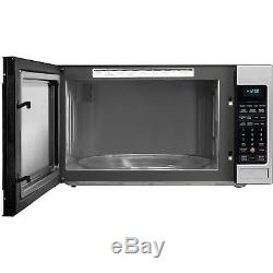 Countertop Microwave Oven Sensor Cooking Stainless Steel 2.0 Cu Ft Easy Clean LG