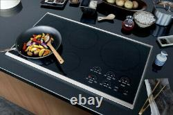 Ct36is-wolf 36 Induction Cooktop, Framed Stainless Trim In Box