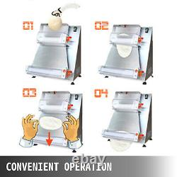 Electric Pizza Dough Roller Sheeter Pastry Press Machine Pizza Making Machine