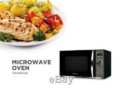 Emerson 1.2 cu. Ft. 1100-Watt Countertop Microwave Oven with Grill in Stainless