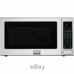 Frigidaire 24 2.0 Cu. Ft. 1200W Built-In Microwave Stainless Steel