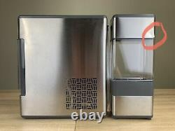 GE Profile Opal Countertop Nugget Ice Maker w Scoop 3 Pound Capacity Gray (20A)