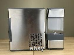 GE Profile Opal Countertop Nugget Ice Maker w Scoop 3 Pound Capacity Gray (20C)
