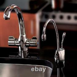 InSinkErator Instant Hot Water Dispenser Faucet Chrome Indulge Contemporary