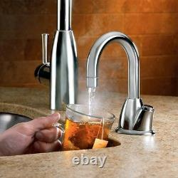 Instant Hot Water Dispenser HOT100 Single-Handle 2/3 Gal Stainless Steel Tank