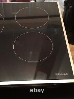 JennAir Euro-Style Series JIC4536XS 36 Inch Induction Cooktop with 5 Elements