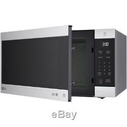 LG 2.0 Cu. Ft. NeoChef Countertop Microwave in Stainless Steel- LMC2075ST