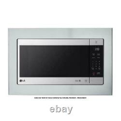 LG NeoChef 2.0 Cu. Ft. 1200 W Countertop Microwave Oven #LMC2075ST