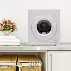 Magic Chef Compact Electric Dryer 2.6-Cu Ft White
