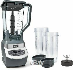 Ninja Professional Countertop Blender, Total Crushing-(Free Gift with Any Purchase)