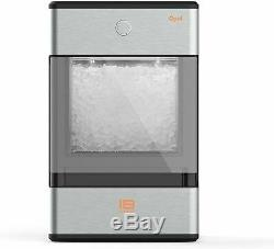 Opal Counter top Nugget Ice Maker Portable with Side Tank