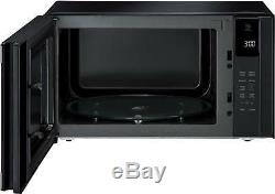 Open-Box Excellent LG NeoChef 1.5 Cu. Ft. Mid-Size Microwave PrintProof