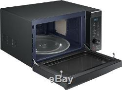 Open-Box Excellent Samsung 1.1 Cu. Ft. Convection Microwave with Sensor Co