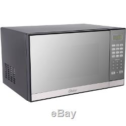 Oster 1.3-cu. Ft. Microwave Oven with Grill Small Portable 1000W BRAND NEW