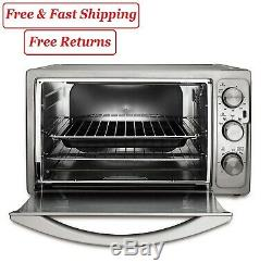 Oster Countertop Oven Extra Large XL Stainless Steel Convection Toaster Oven