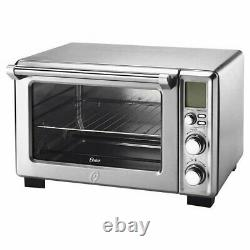 Oster Large Digital Countertop Oven, Brushed Stainless Steel
