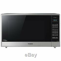 Panasonic NN-ST975S 2.2 Cu. Ft. Built-In/Countertop Cyclonic Wave Microwave Oven