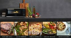 Panasonic NU-HX100S Countertop induction oven and indoor grill