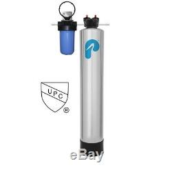 Pelican Water Whole House Carbon Water Filter System 10 GPM Drink Bathe Shower