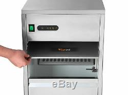 Portable 60 LBS/day Countertop Commercial Bullet Ice Maker Machine Electric 110V