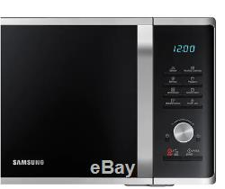 SAMSUNG MS11K3000AS 1.1 Cu-Ft. Countertop Microwave Oven with Sensor
