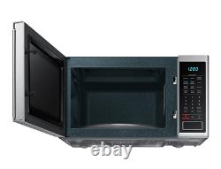 Samsung 32L Microwave Oven MS32J5133BT Stainless Steel Ceramic Finish Interior