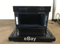 Samsung Convection Microwave CounterTop Black Oven MC12J8035CT/AA READ