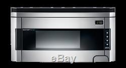 Sharp 1.5 cu. Ft. Over the Range Microwave in Stainless Steel R-1514