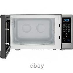 Sharp Carousel 1100 W 1.8 Cu. Ft. Stainless Countertop Microwave