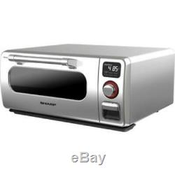 Sharp SSC0586DS. 5 Cu Ft Countertop Superheated Steam Oven 5 Cooking Modes