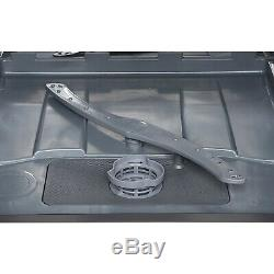 Sunbeam Compact Counter top Dishwasher 6 Cycles & Delay Start (Silver) Brand New