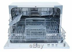 Sunpentown SD-2213S 120-Volts Countertop Dishwasher in Silver New