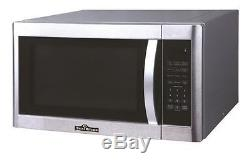 Thor kitchen Stainless Steel Countertop Microwave Oven 1.6 cu. Ft HMW1602U