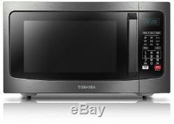 Toshiba 1.5 cu. Ft. Stainless Steel Convection Microwave Oven