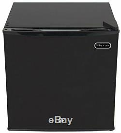 WHYNTER 1.1 cu. Ft. Upright Freezer with Lock-Stainless Steel New