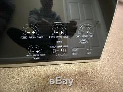 Wolf Ct36e/s 36 Framed Drop In Electric Cooktop