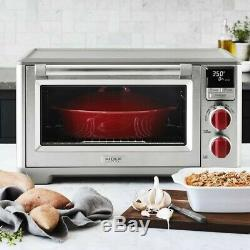 Wolf Gourmet Stainless Steel Convection Countertop Oven