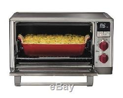 Wolf Gourmet Stainless Steel Countertop Oven with Convection Accessories Included